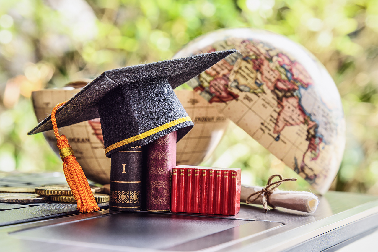 estudar fora do país